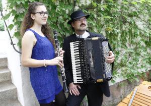 Annika Schreiner und Fred Munker