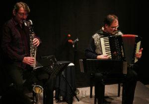 Fred Munker und Jonny Pickel LDN Atelier